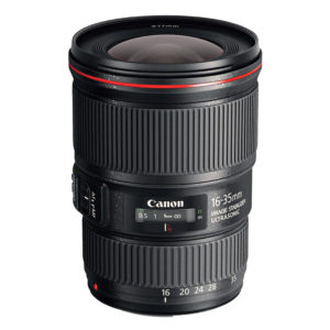 Canon 16-35mm-f4-L-IS usm
