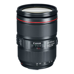 Canon 24-105mm-f4-IS-L-II Usm