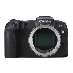 CANON EOS RP + MOUNT ADAPTER