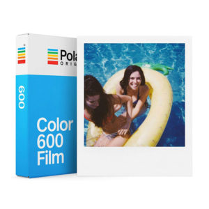 Polaroid Originals 8 pellicole Color Film per 600