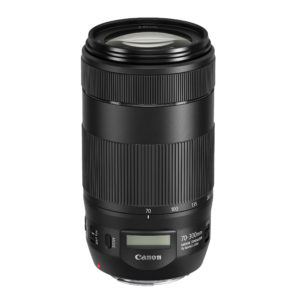Canon EF 70-300 is ii usm
