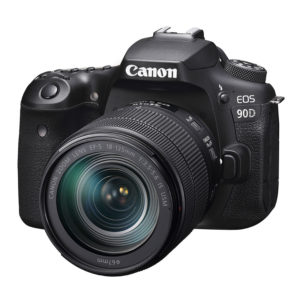 canon eos 90D-+-18-135-is-usm