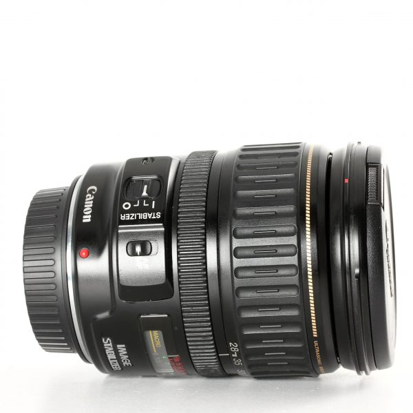 Canon ef28-135 is usato